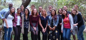 The UCSC CogMod Lab: Winter 2015